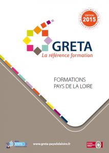 Catalogue des formations GRETA 2015